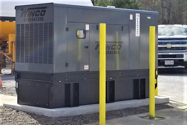 Generator Pad